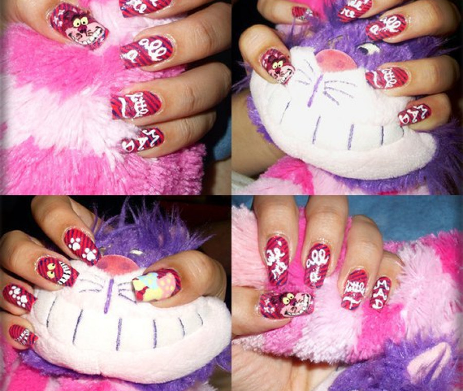 nail-art-stregatto-by-heavywings
