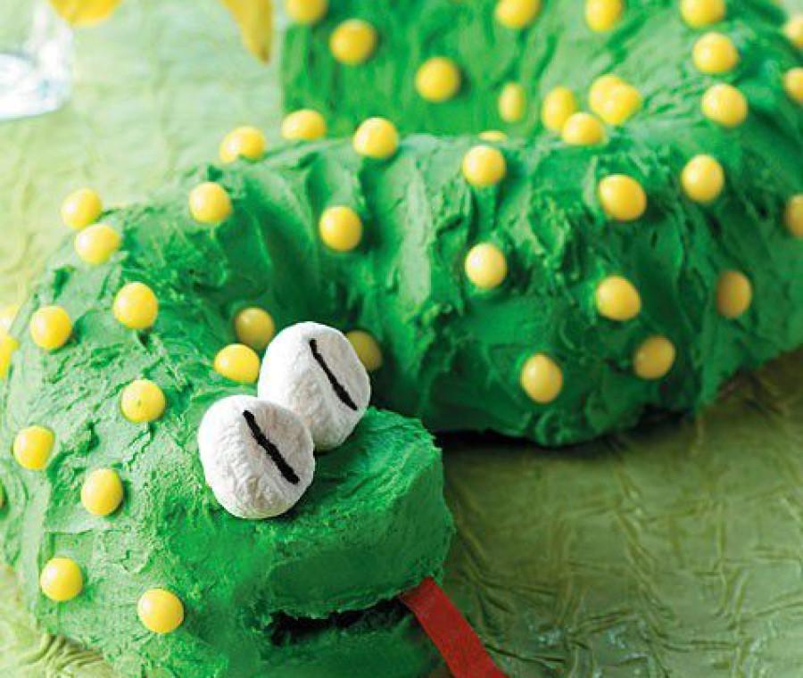 torta-serpente