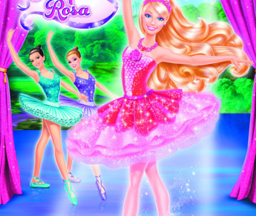 barbie-pink-shoes-dvd