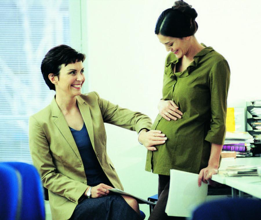 quando-dire-a-lavoro-che-sei-incinta