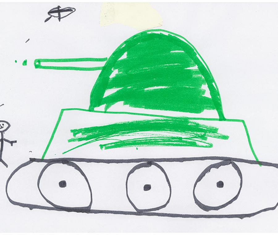 save-children-i-disegni-dei-bambini-siriani-tra-guerra-e-speranza