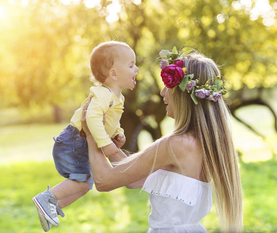 i-vantaggi-dell-essere-una-mamma-single