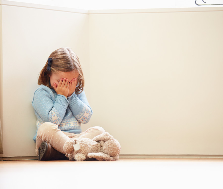 la-depressione-nei-bambini