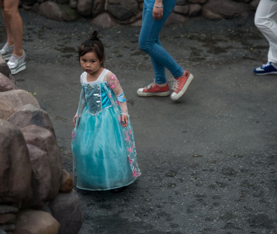 le-bambine-sognano-di-diventare-principessa