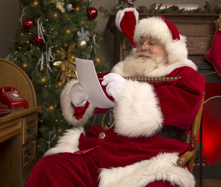 Descrizione Di Babbo Natale Per Bambini.Lettera Di Babbo Natale Ai Bambini Pianetamamma It