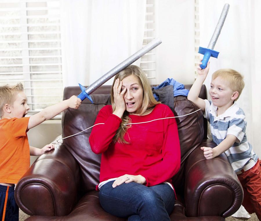e-compito-della-mamma-intrattenere-i-bambini