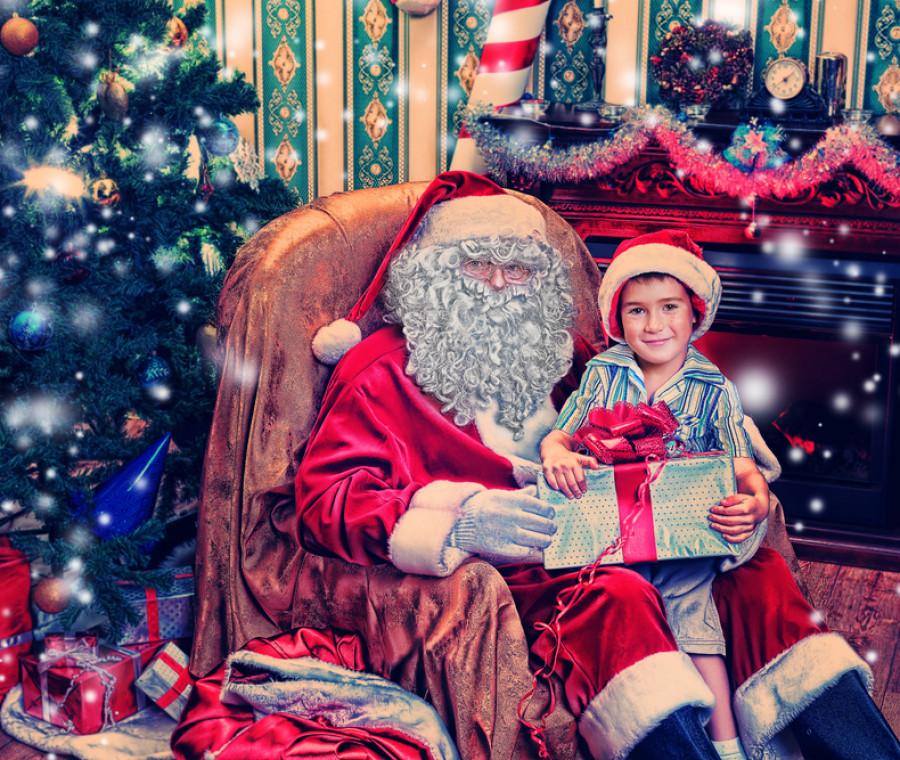 Andare Da Babbo Natale.Villaggi Di Babbo Natale In Italia Pianetamamma It