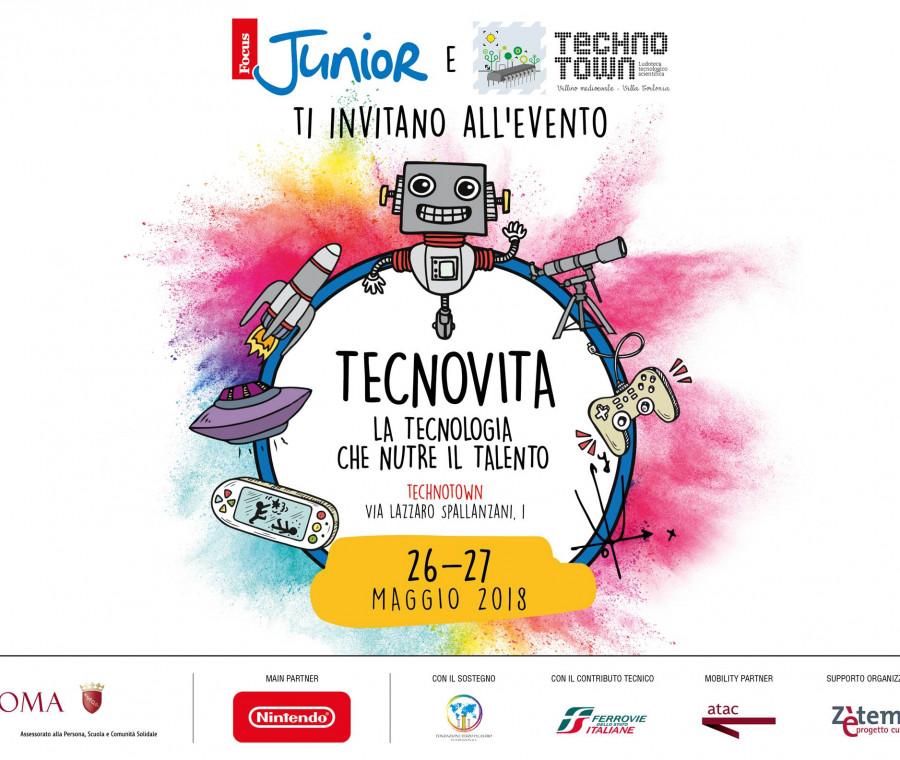 tecnovita-l-evento-di-focus-junior-arriva-a-roma