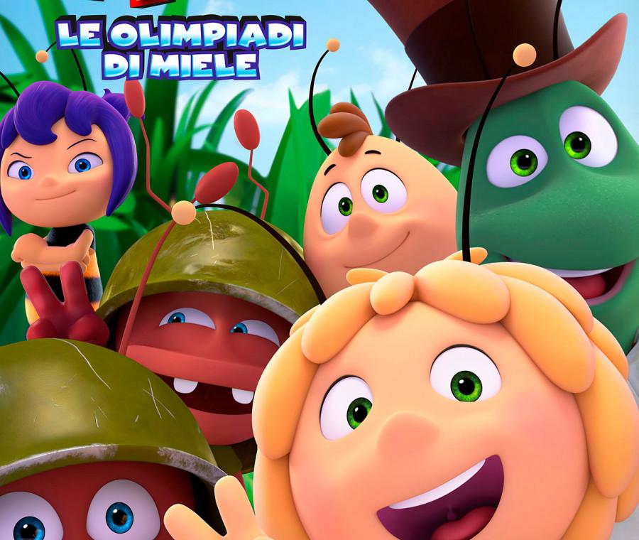 l-ape-maia-le-olimpiadi-di-miele-la-recensione-del-film