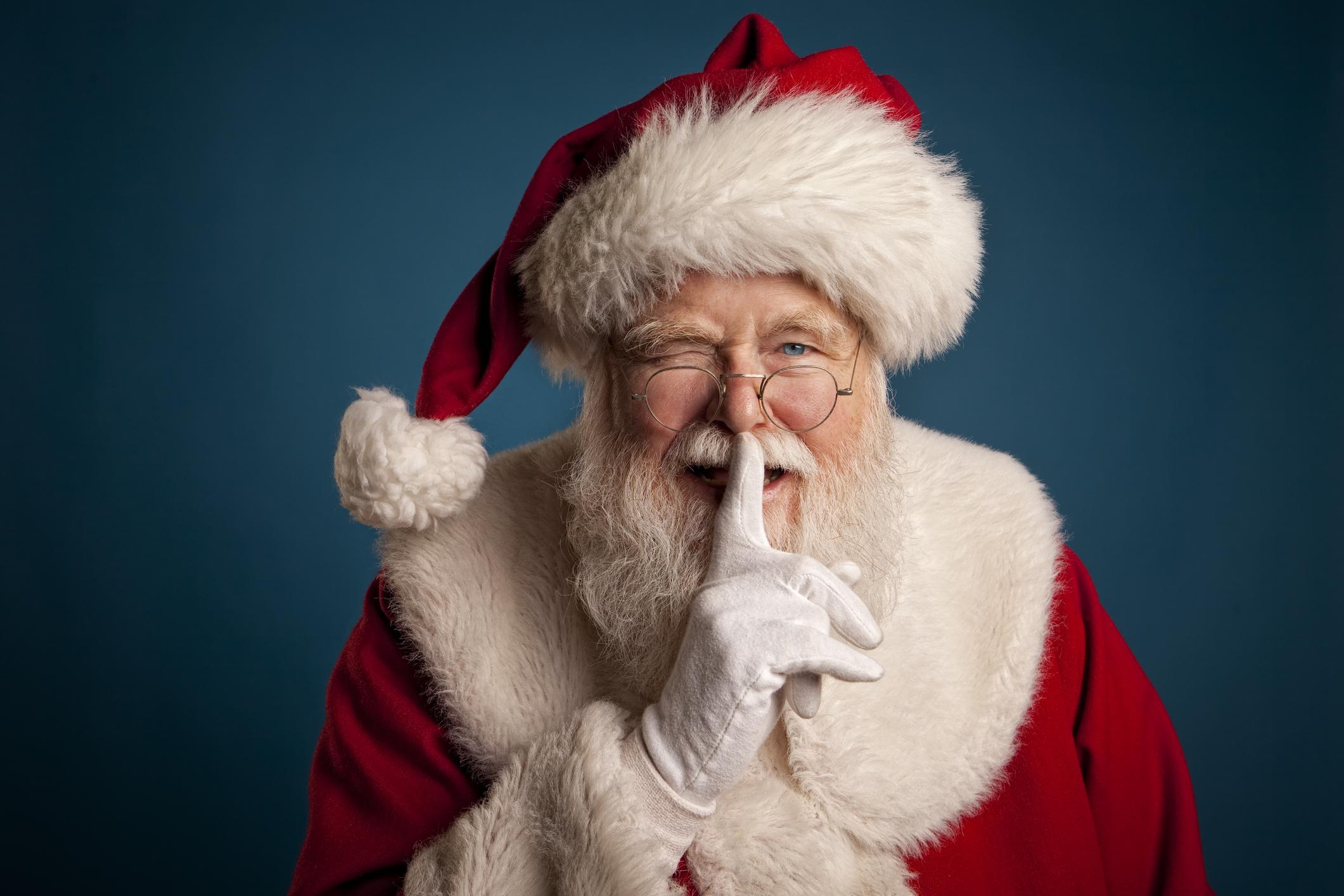 Babbo Natale Uomo Bello.Babbo Natale Non Esiste Pianetamamma It
