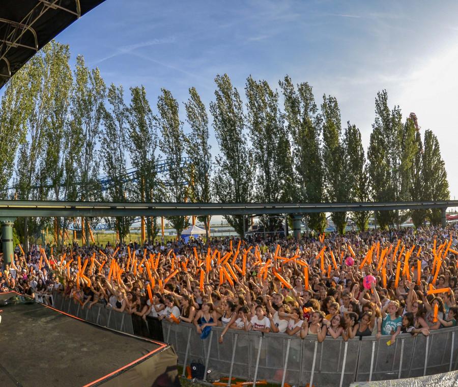 slimefest-2019-federica-carta-presenta-l-evento-a-mirabilandia