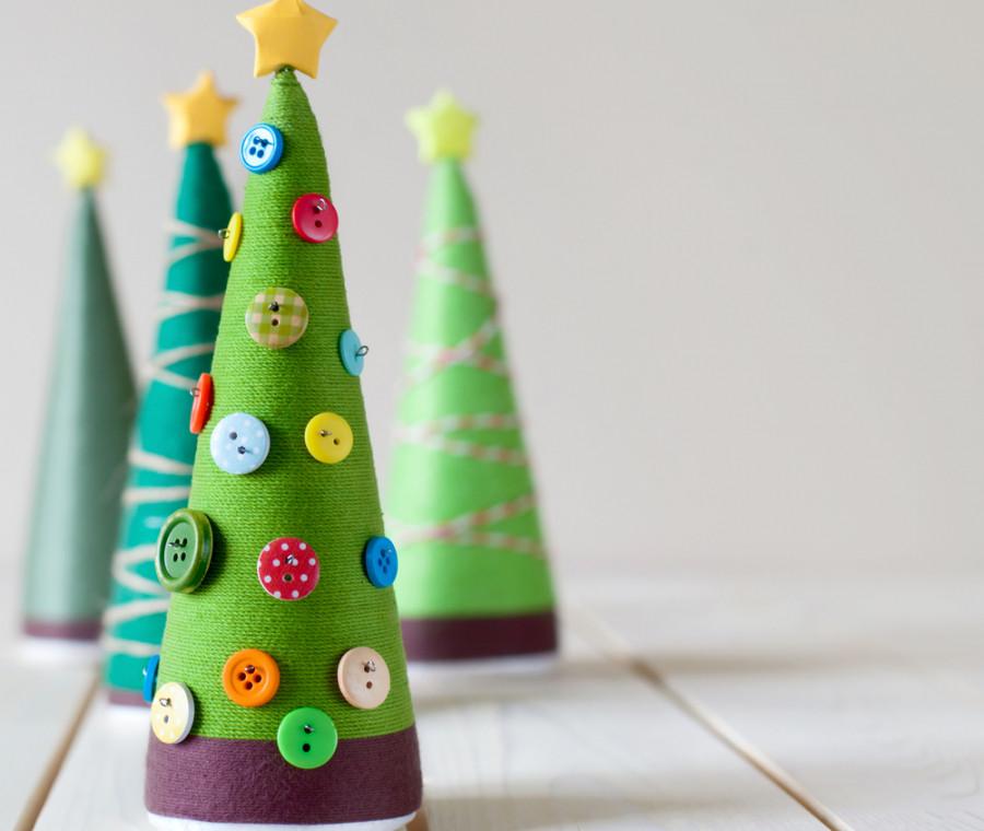 Semplici Lavoretti Di Natale Da Fare Con I Bambini.Lavoretti Di Natale Per Bambini Pianetamamma It