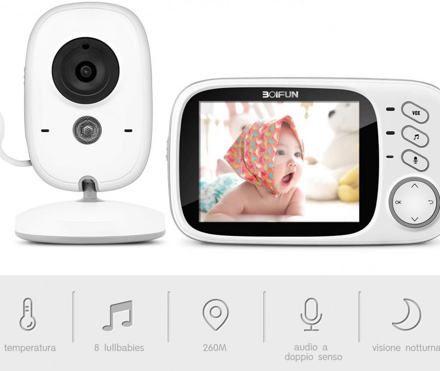 offerte-a-tempo-baby-monitor-su-amazon