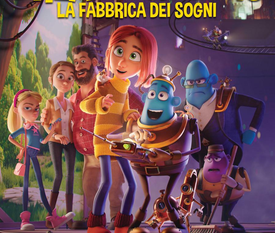 Dreambuilders poster del film