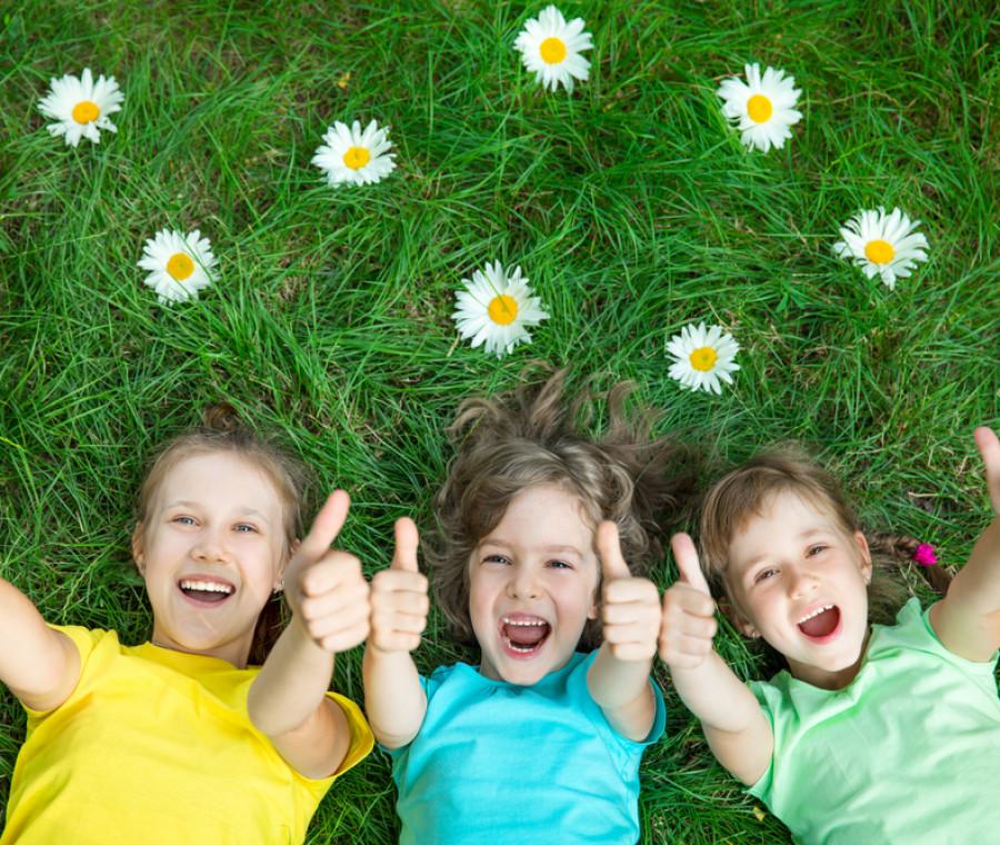 i-benefici-degli-spazi-verdi-sui-bambini
