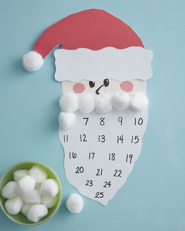 Lavoretti Di Natale Con Babbo Natale.Lavoretti Di Natale Pianetamamma It