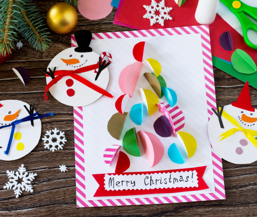 Lavoretti Di Natale Con Babbo Natale.Lavoretti Di Natale Per Bambini Pianetamamma It
