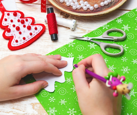 Lavoretti Di Natale Per Bambini Con Cartoncino.Lavoretti Di Natale Per Bambini Della Scuola Primaria Pianetamamma It