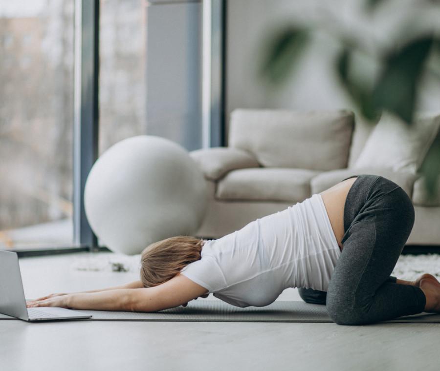 yoga-gravidanza