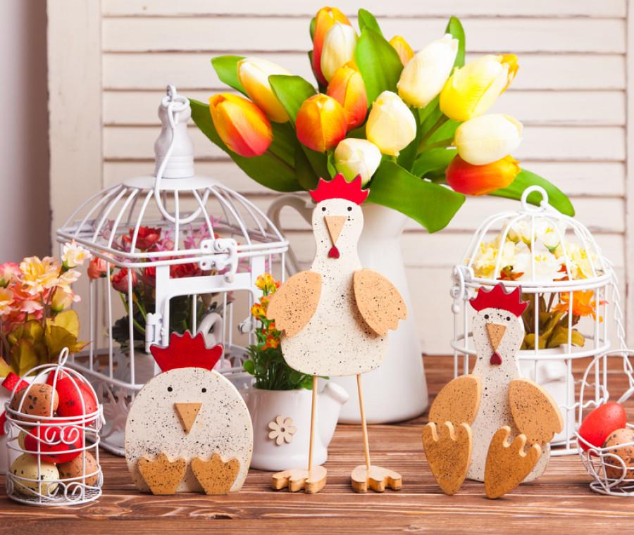 Decorazioni Di Pasqua Per La Casa Pianetamamma It