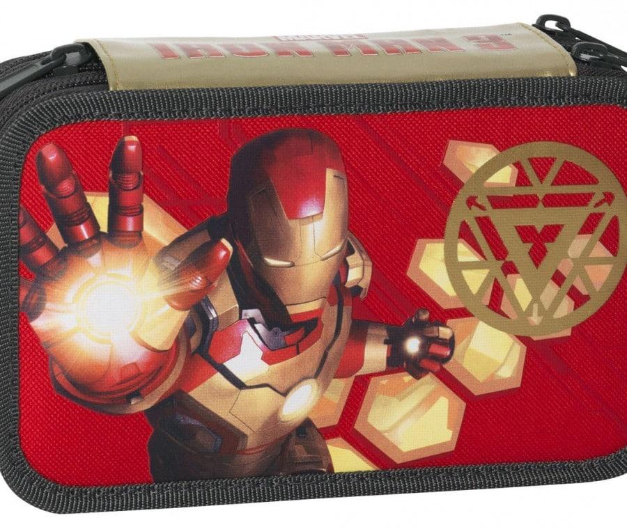 Astucci triplo Iron Man (FOTO)