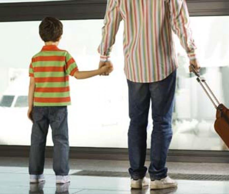 bambino-aeroporto