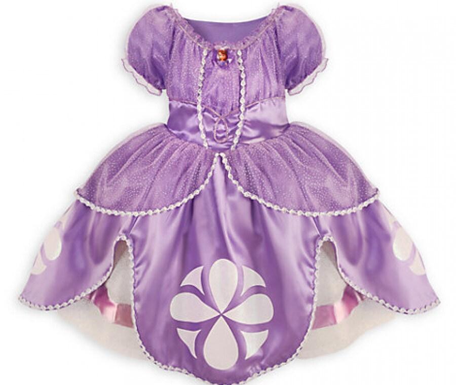 Costume Sofia la principessa