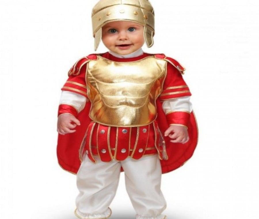 Costume da antico romano