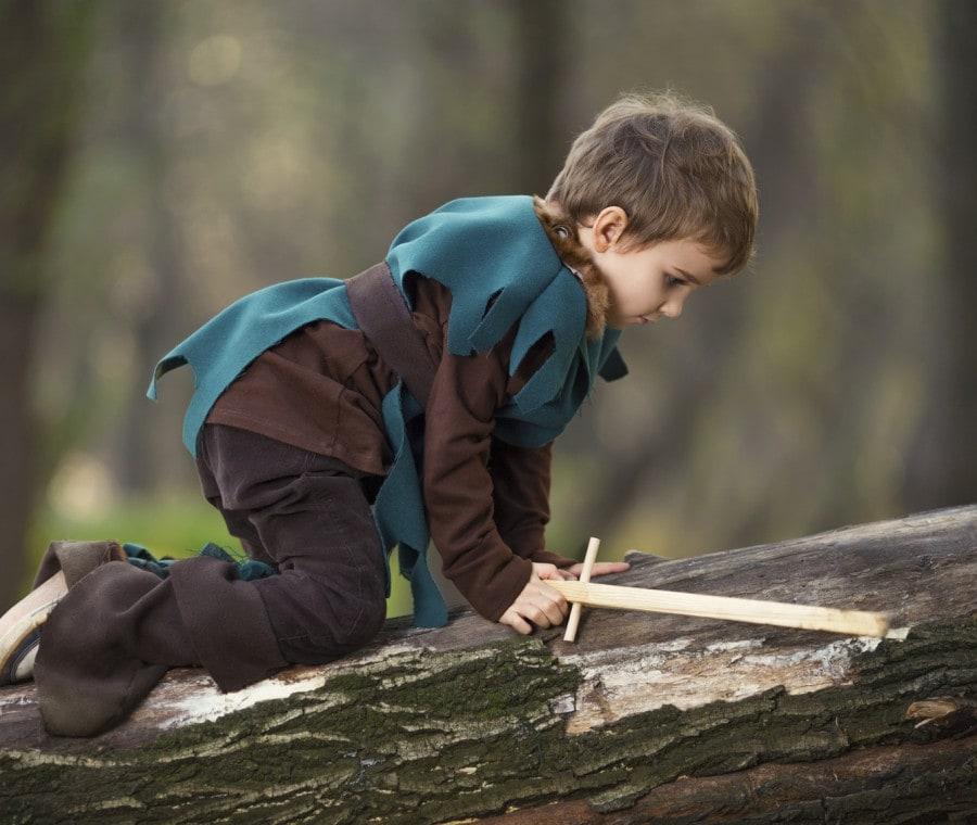 Abito da Robin Hood