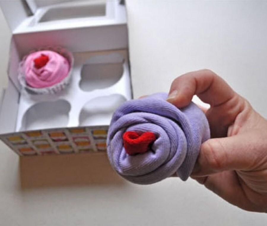Cupcake con il body