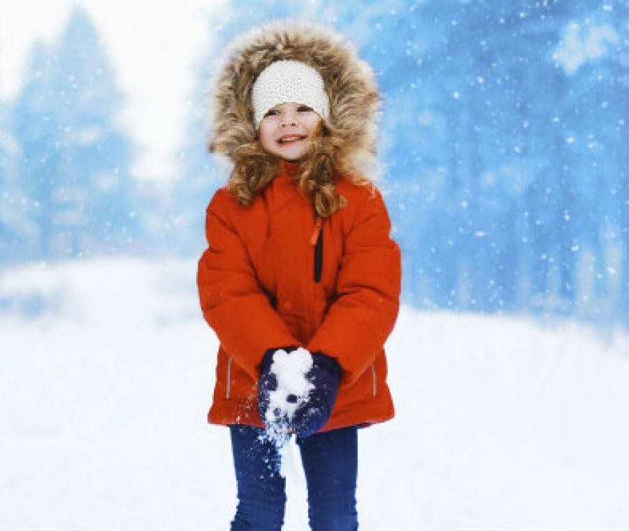 Abbigliamento neve per bambini | Foto