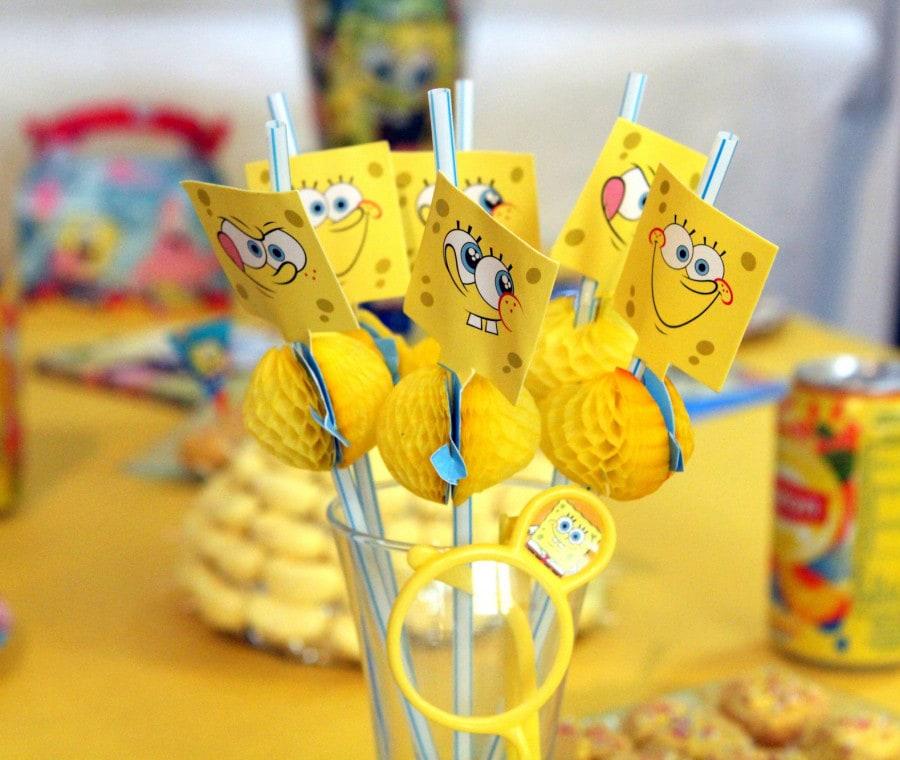 Festa a teme Spongebob