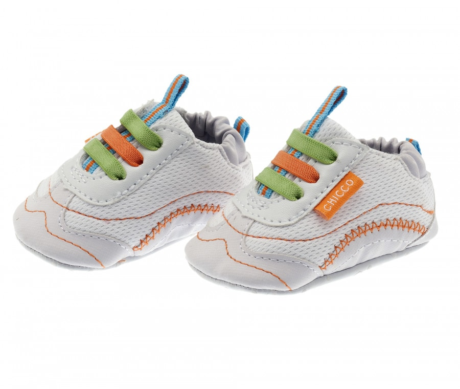 Collezione Chicco primavera estate 2015| scarpe tennis neonato| Foto