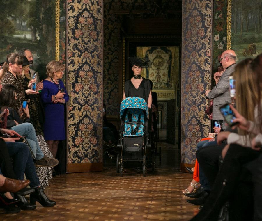 Collezione fashion Cherubs del designer Jeremy Scott