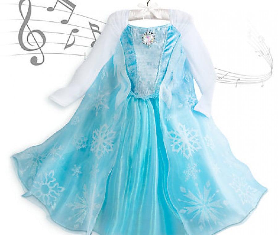 Costume canoro di Elsa