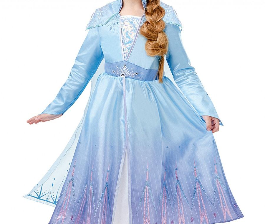 Costume Elsa Frozen