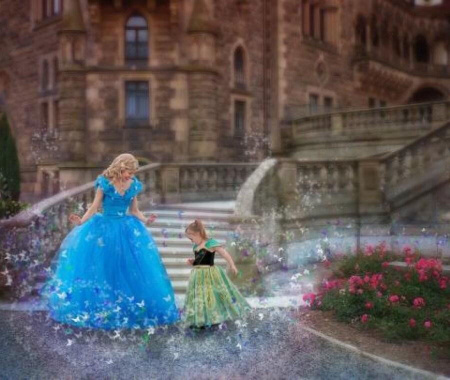 Giselle's Garden | Giselle e la fata | Foto