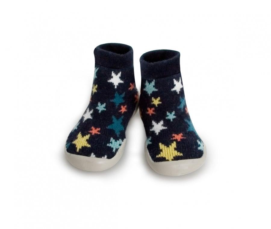Babbucce Collégien con stelle