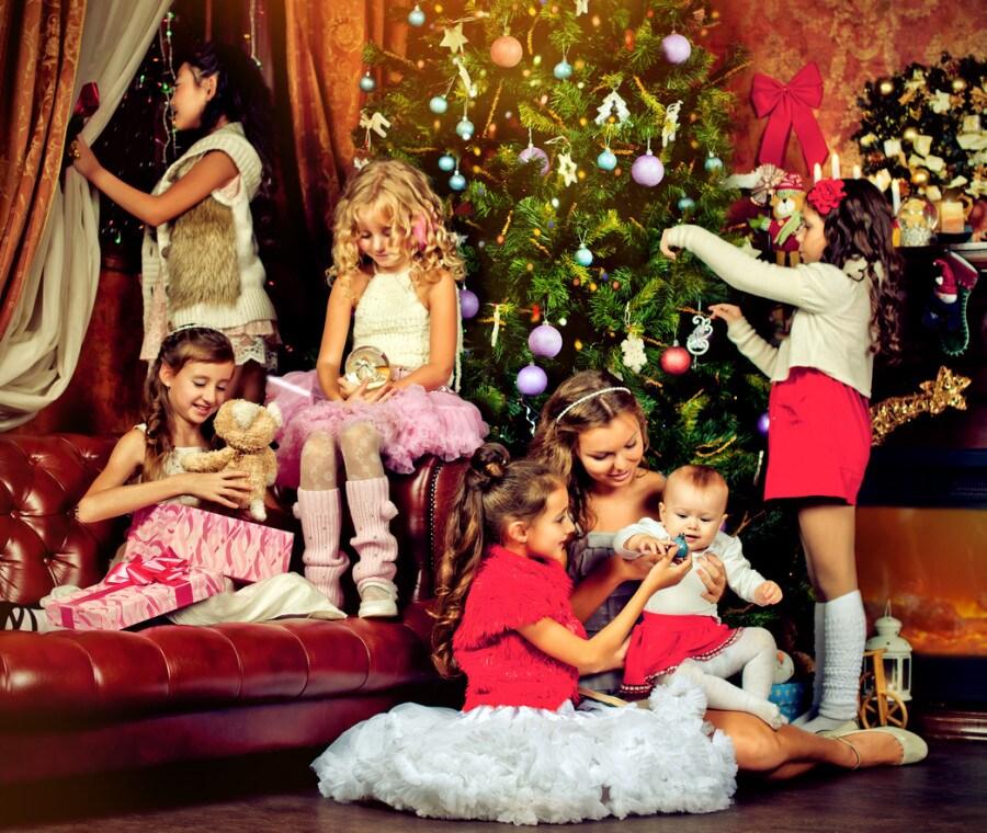 moda Natale per bambini