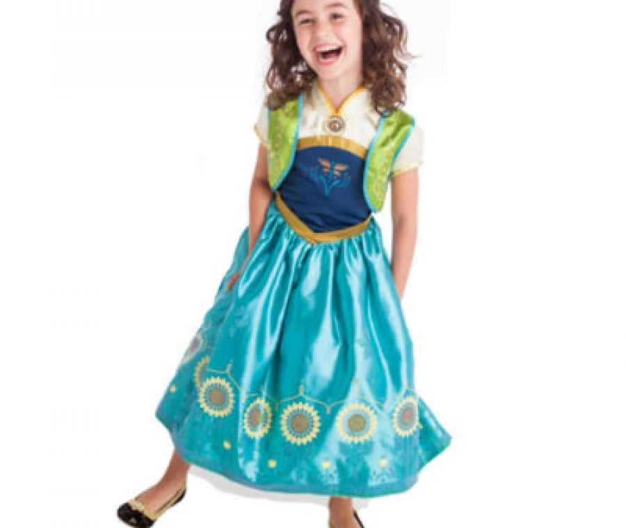 Anna di Frozen Seconda Versione