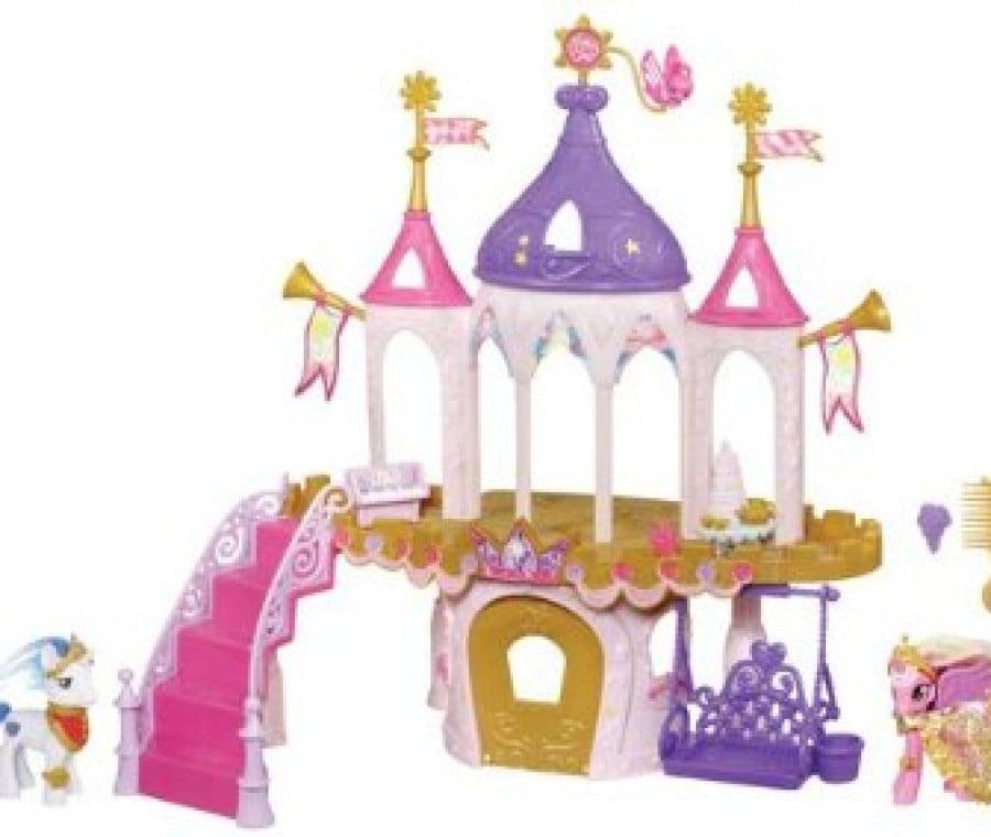 my-little-pony-il-castello-delle-principesse