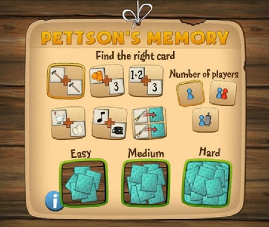 pettsons-memory