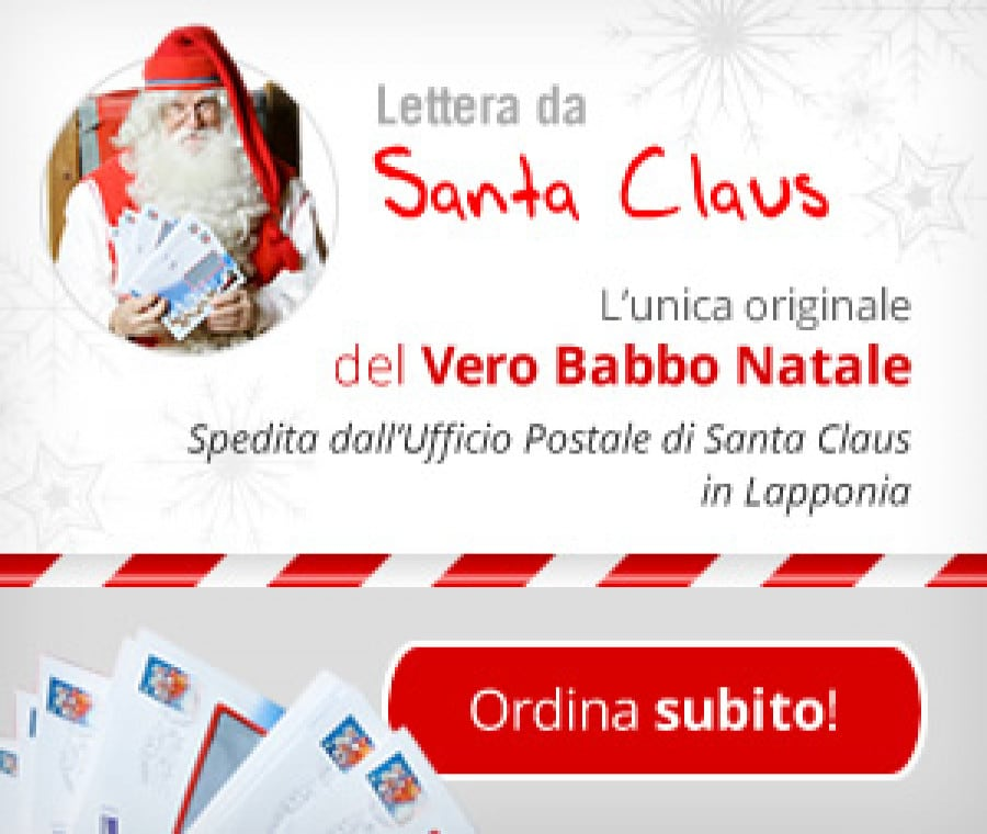 lettera a Babbo Natale solidale