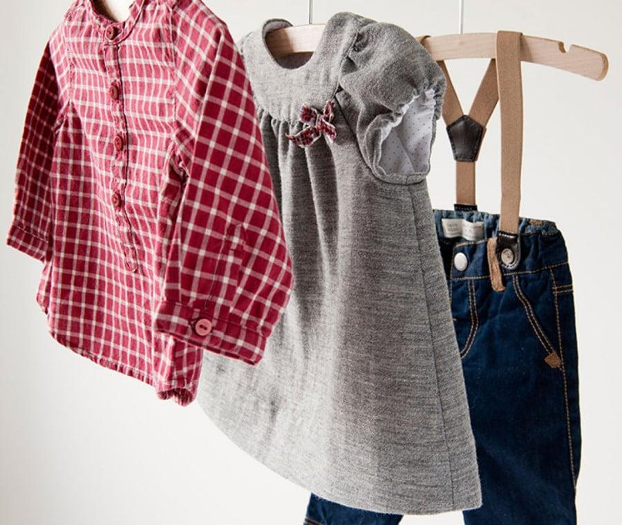 camicia-a-quadri-e-vestito-doppio-tessuto