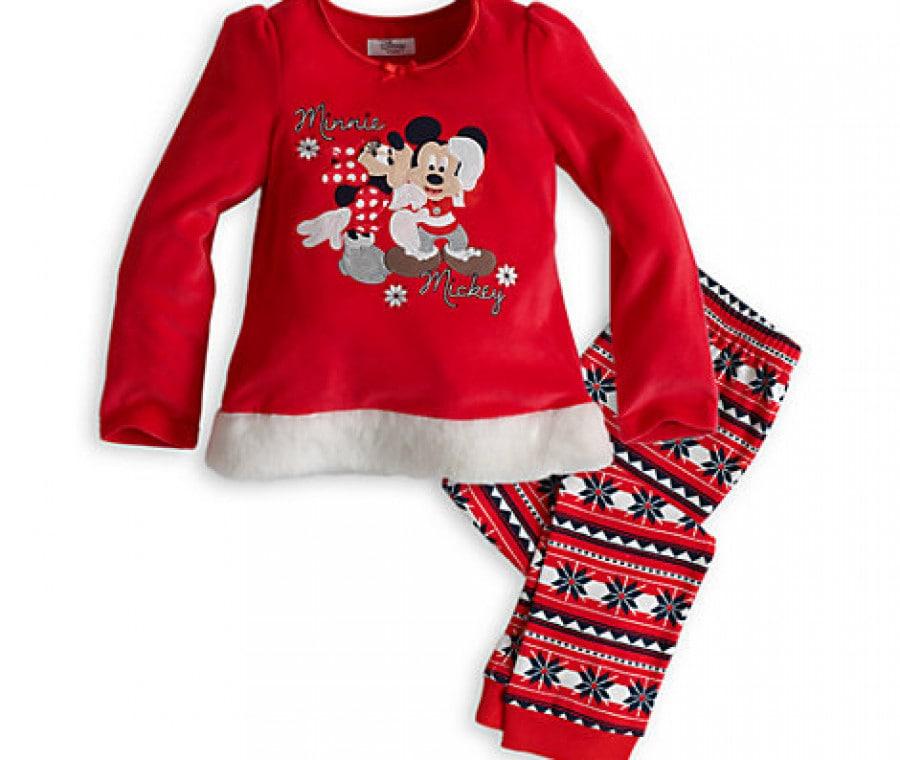 pigiama-natalizio-minnie
