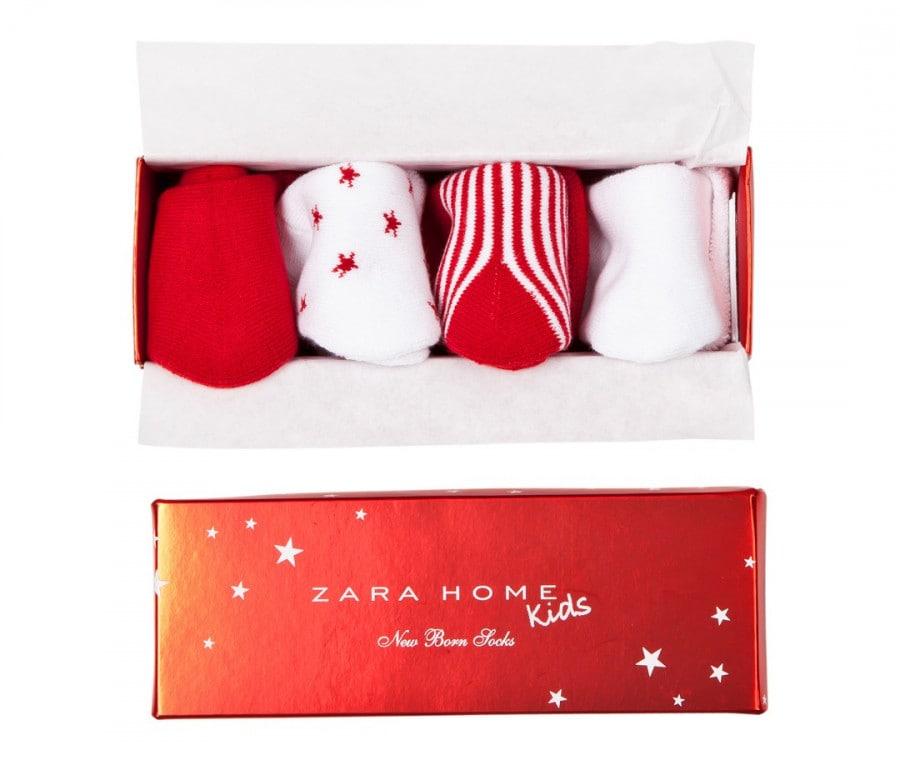 Abbigliamento di Natale per bambini | Set calzini Natale Zara Kids | Foto