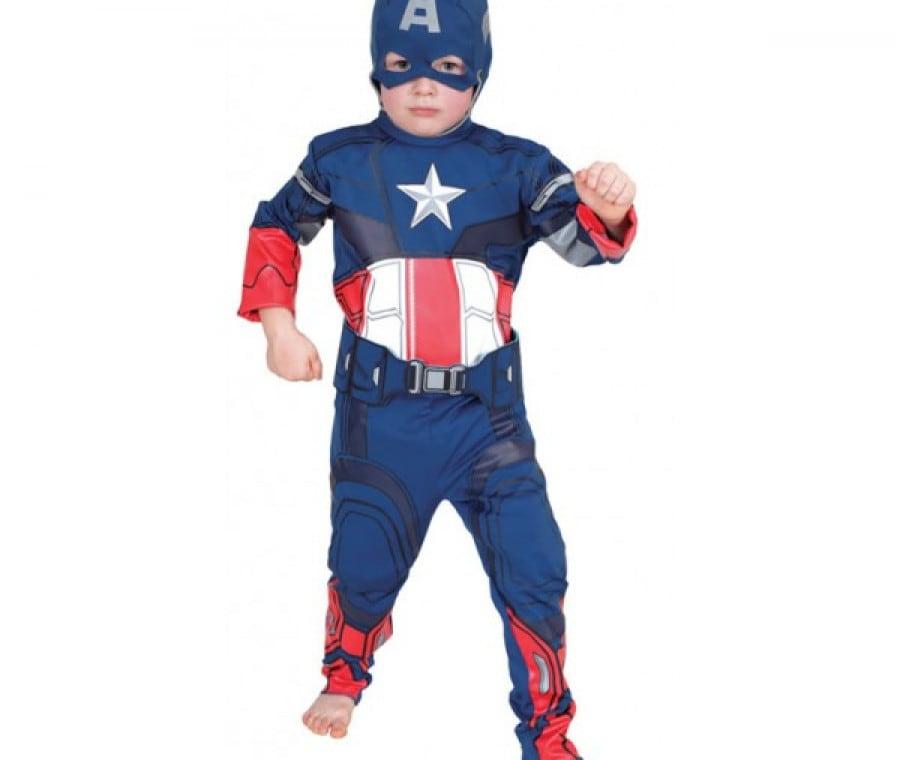 1) Bambino dell'Ariete - Capitan America