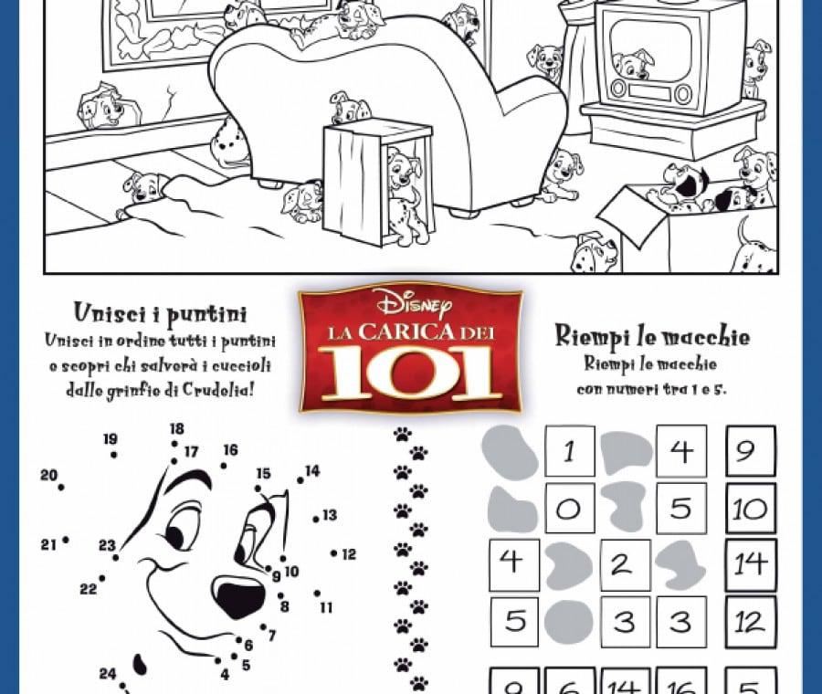 la-carica-101-gioco-disegni