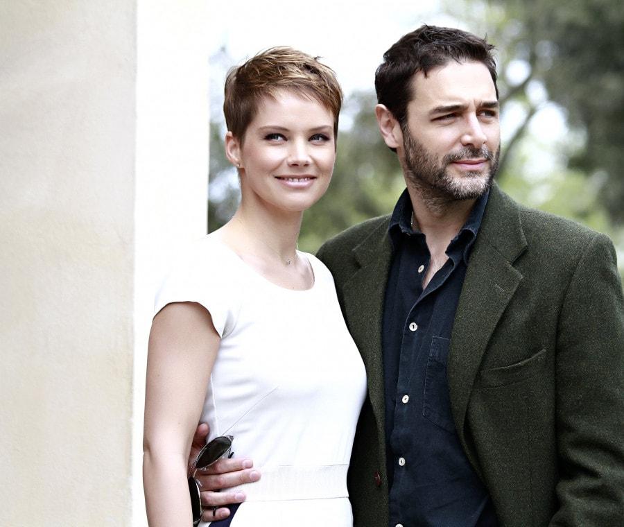 Andrea Osvart e Daniele Pecci