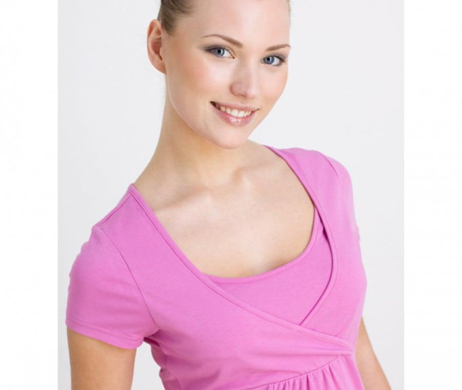 Tshirt rosa Prenatal